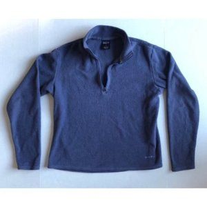 PATAGONIA Fleece 1/4 Zip Pullover Periwinkle Small